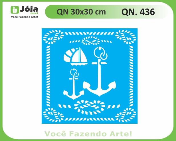 Stencil QN 436
