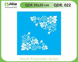 stencil QDR 022