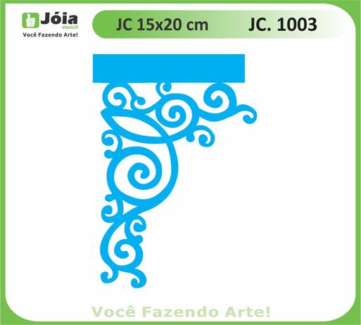 stencil JC 1003