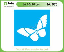 stencil JA 076