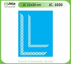 stencil JC 1020
