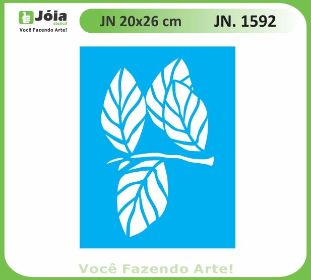 Stencil JN 1592