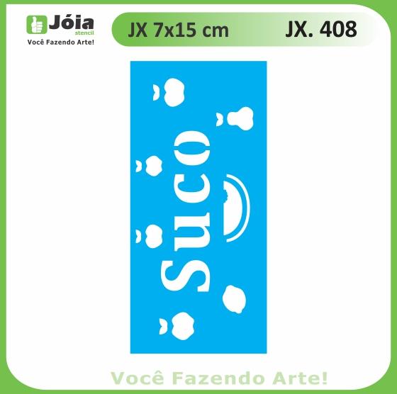 Stencil JX 408