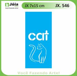 Stencil JX 546
