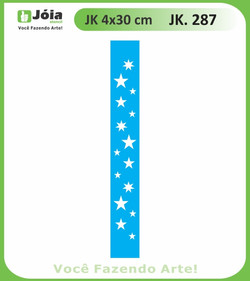 Stencil JK 287