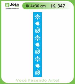Stencil JK 347