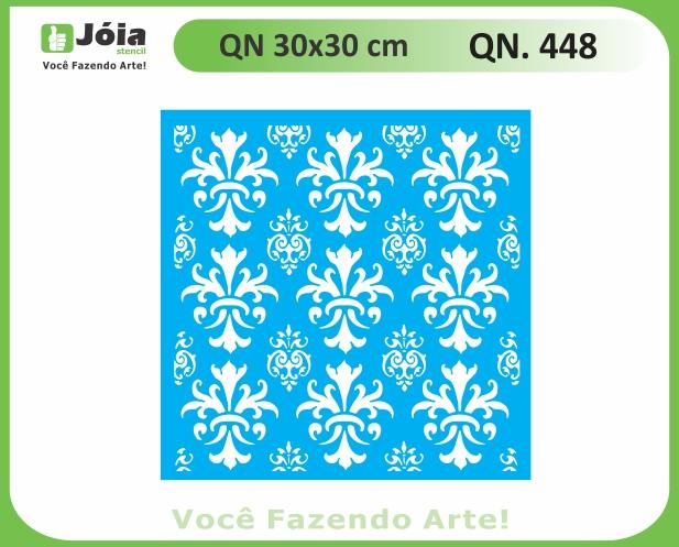Stencil QN 448
