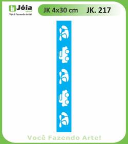 Stencil JK 217