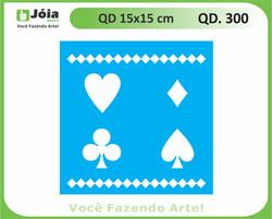 stencil QD 300
