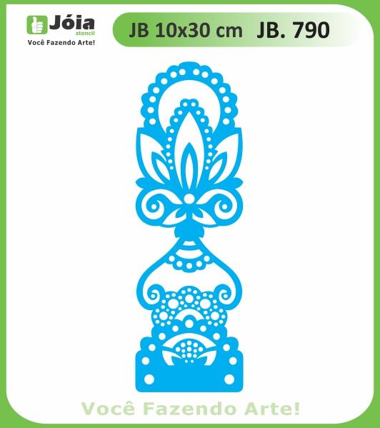 Stencil JB 790