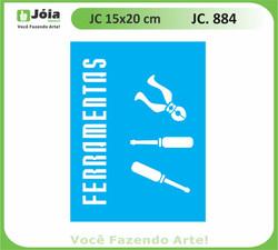 stencil JC 884