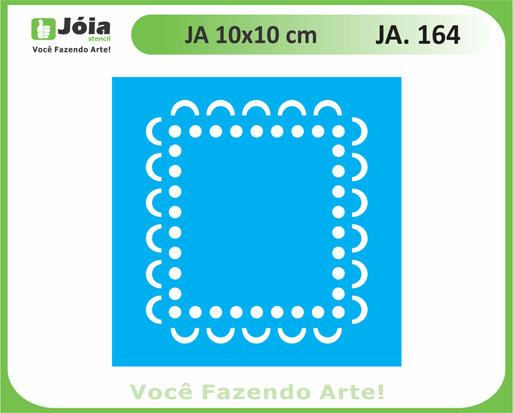 stencil JA 164