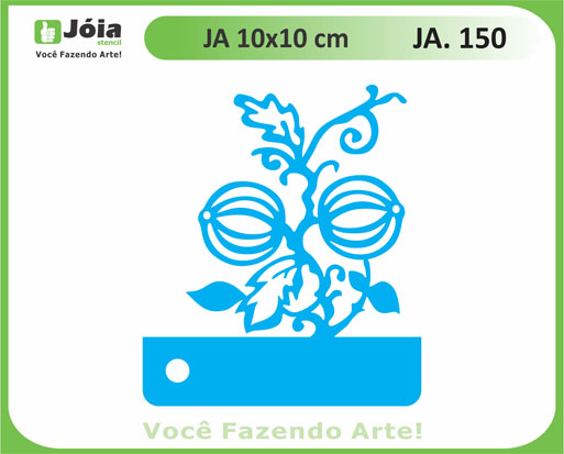stencil JA 150