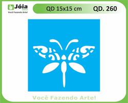 stencil QD 260