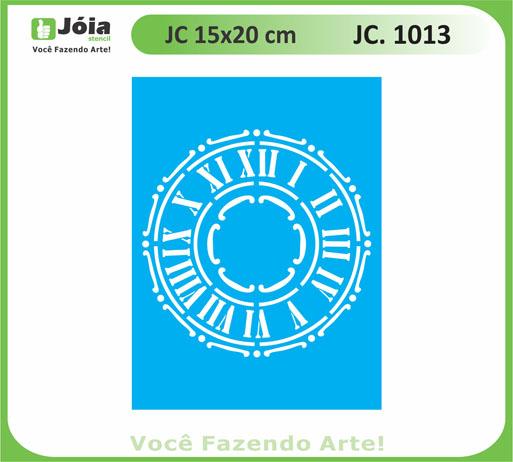 stencil JC 1013