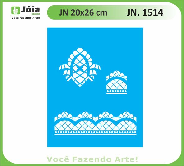 Stencil JN 1514