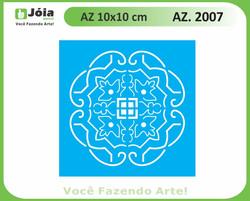 Stencil AZ 2007
