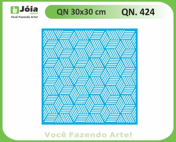 Stencil QN 424