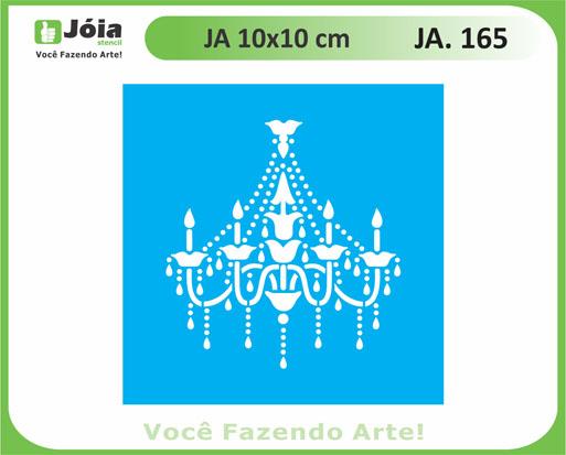 stencil JA 165