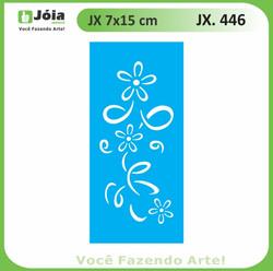 Stencil JX 446
