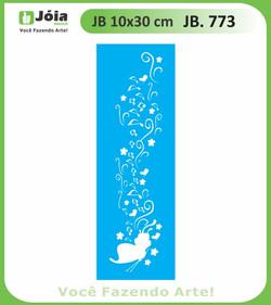 Stencil JB 773