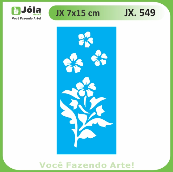 Stencil JX 549