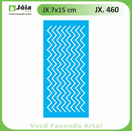 Stencil JX 460