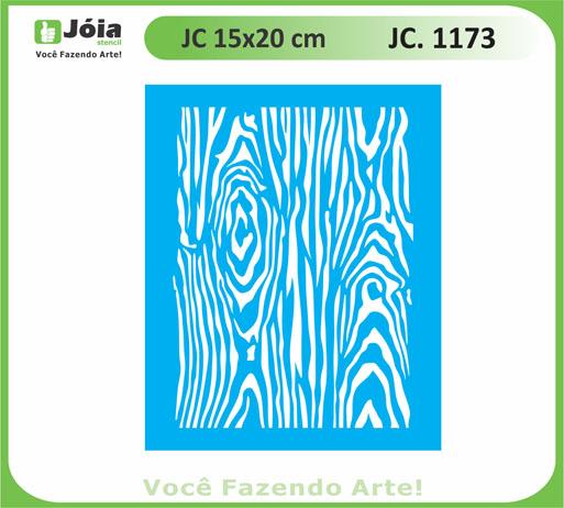 stencil JC 1173