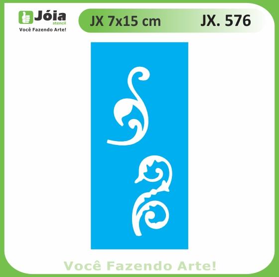 Stencil JX 576