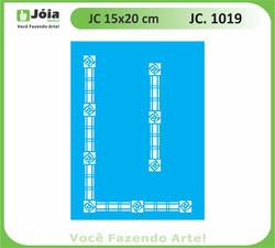 stencil JC 1019