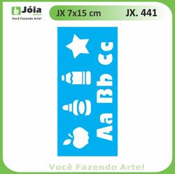 Stencil JX 441
