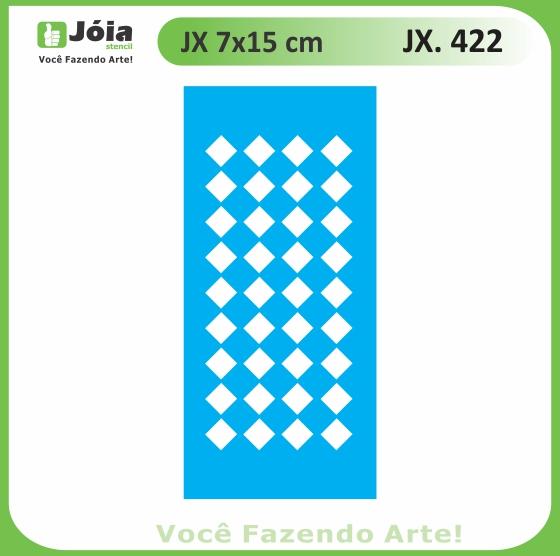 Stencil JX 422