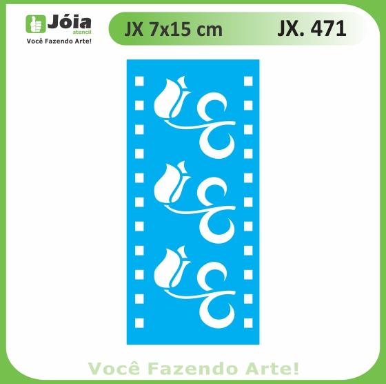 Stencil JX 471