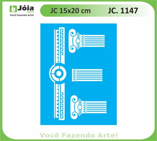 stencil JC 1147