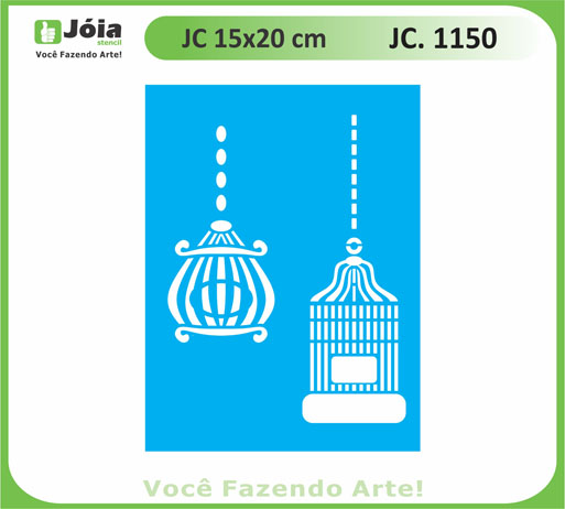 stencil JC 1150