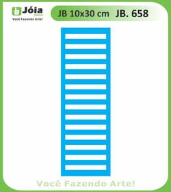 Stencil JB 658
