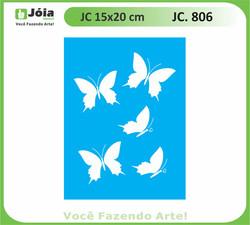 stencil JC 806