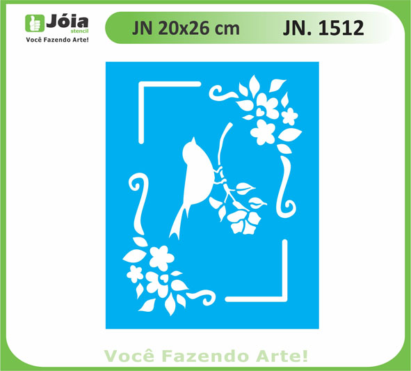 Stencil JN 1512