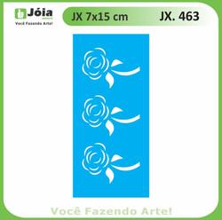 Stencil JX 463