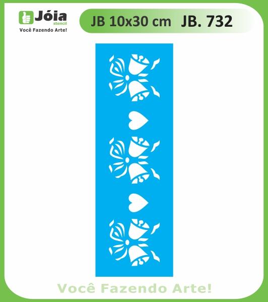 Stencil JB 732