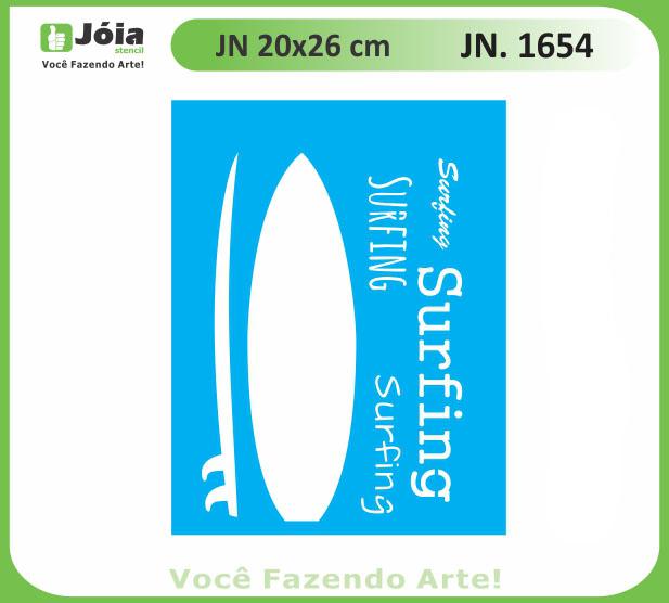 Stencil JN 1654