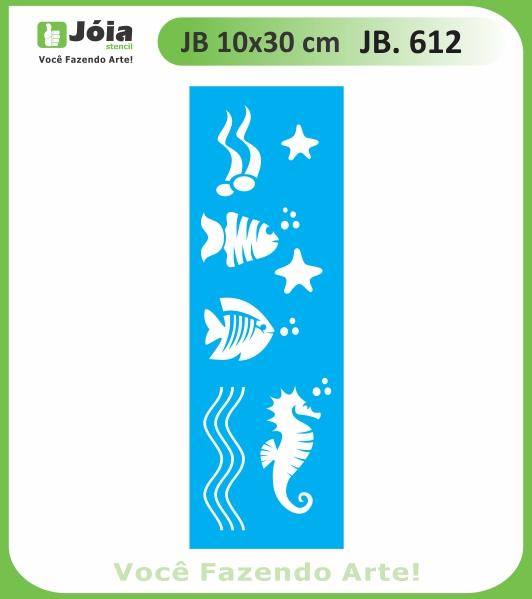 Stencil JB 612