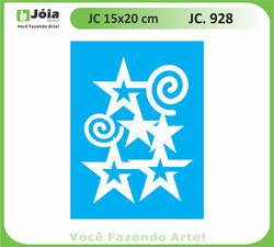 stencil JC 928
