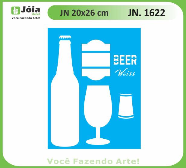 Stencil JN 1622