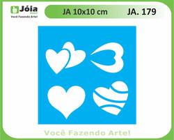 stencil JA 179