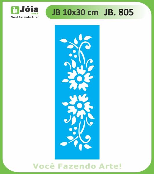 Stencil JB 805