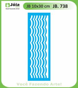 Stencil JB 738