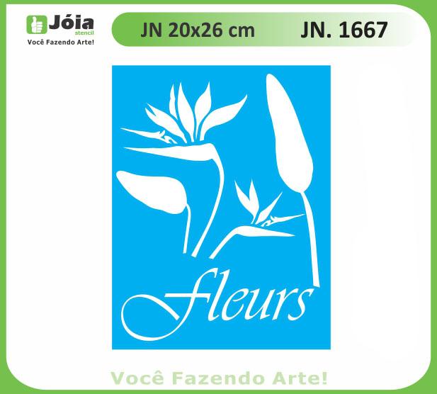 Stencil JN 1667