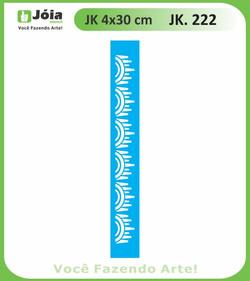 Stencil JK 222