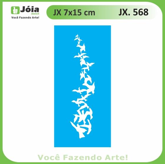 Stencil JX 568